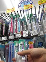 ショッパーインサイトの写真:買い物中の様子